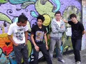 Banda do ABC paulista formada por estudantes