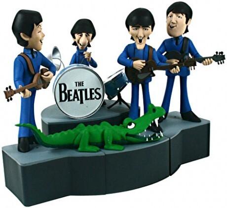 Banda toca Beatles