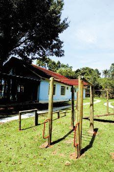 Prédio da nova clínica, instalada em Cotia, na Grande São Paulo