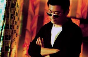 O cineasta Wong Kar-Wai
