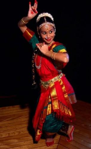 Dança clássica indiana