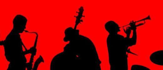 Duo de piano e violino e jazz ao meio-dia
