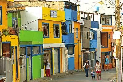 Caminhada pela Paz em Heliópolis