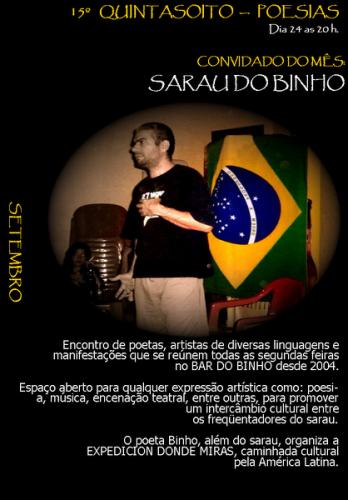 Quintasoito Sarau do Binho