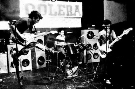 Banda Cólera
