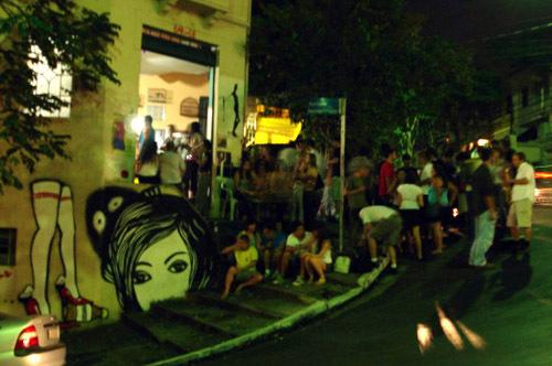 Grupo organiza o Barulho em boteco da Vila Madalena
