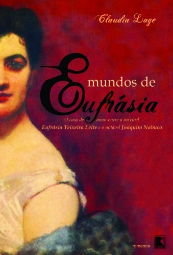 "Capa do livro ""Mundos de Eufrásia"""