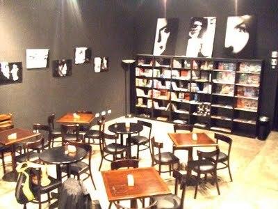 Espaço do Club Noir
