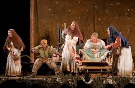 Foto do espetáculo