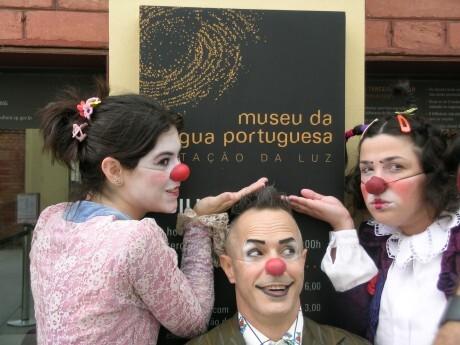 Ocupação no Museu da Língua Portuguesa