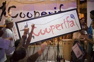Cooperifa no Sesc Pompeia