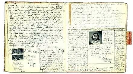 Diário De Anne Frank Tem Download Gratuito Na Internet