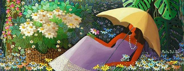 Obras de arte de artistas brasileiros