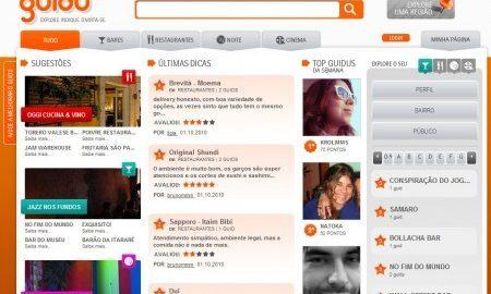 Guidu: uma mistura bem sucedida de rede social e guia de cultura