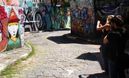 O melhor jeito de conhecer São Paulo é a pé ou de transporte público