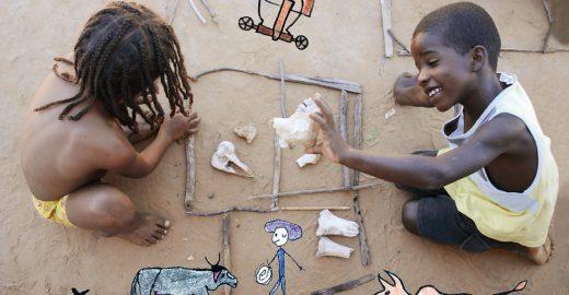 Projeto de contação de histórias envolve crianças quilombolas e vira livro