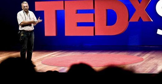 TEDx no Cineclube