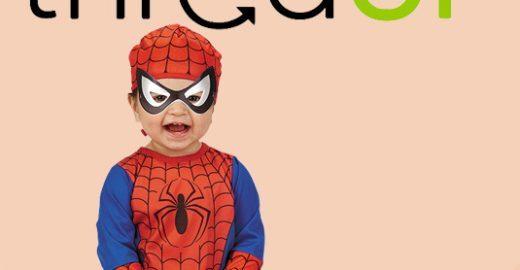 Troca de roupas infantis e brinquedos pela internet