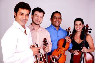 Auditório do Ibirapuera recebe o Quarteto Uirapuru