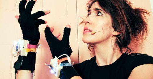 Música na palma da mão