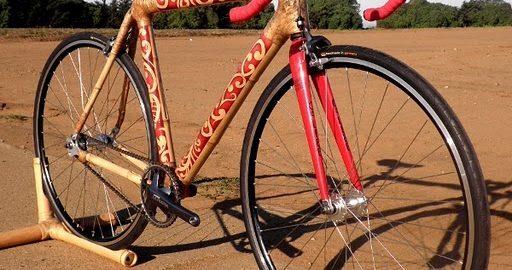 Bikes feitas de bambu: um negócio sustentável