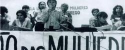 Encontro celebra os 30 anos da União de Mulheres de SP