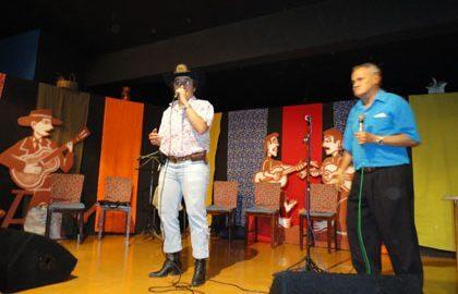 Música regional ganha destaque no Sarau Sertanejo