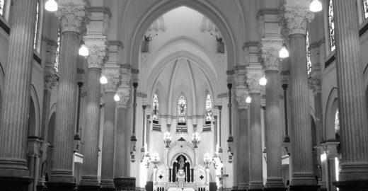 Coro da Osesp faz apresentação na Igreja Santo Antonio do Pari