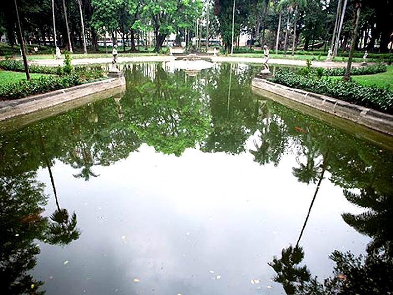 Parque Jardim da Luz - divulgação