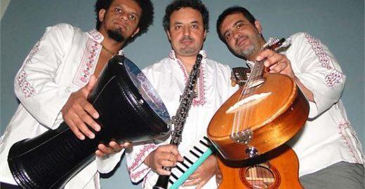Teatro do Sesi Vila das Mercês recebe o grupo Bálkãn Neo Ensemble