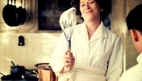 Julia Child e a culinária traduzida
