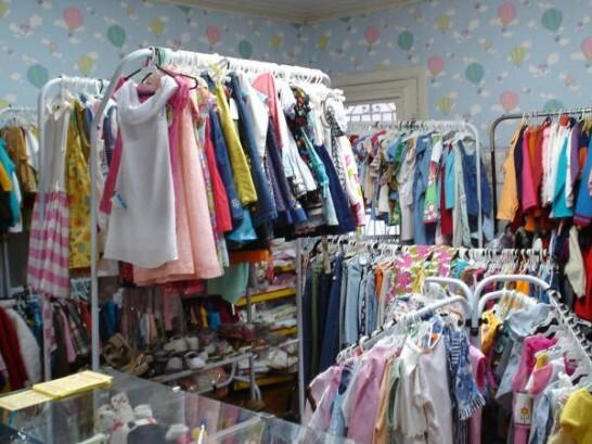 02d44d30a6a Brechó de produtos para crianças