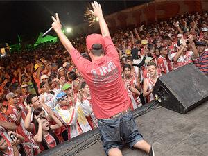 Inquérito faz show no 9º Encontro Regional de Hip-Hop em Araraquara, SP