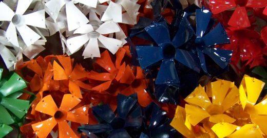 Empresa pernambucana transforma lixo em design