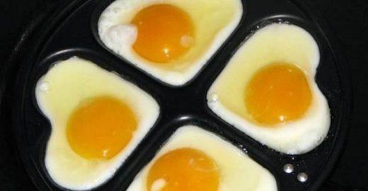 Receitas fáceis para fazer com ovo