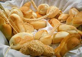 Diversas receitas de pães