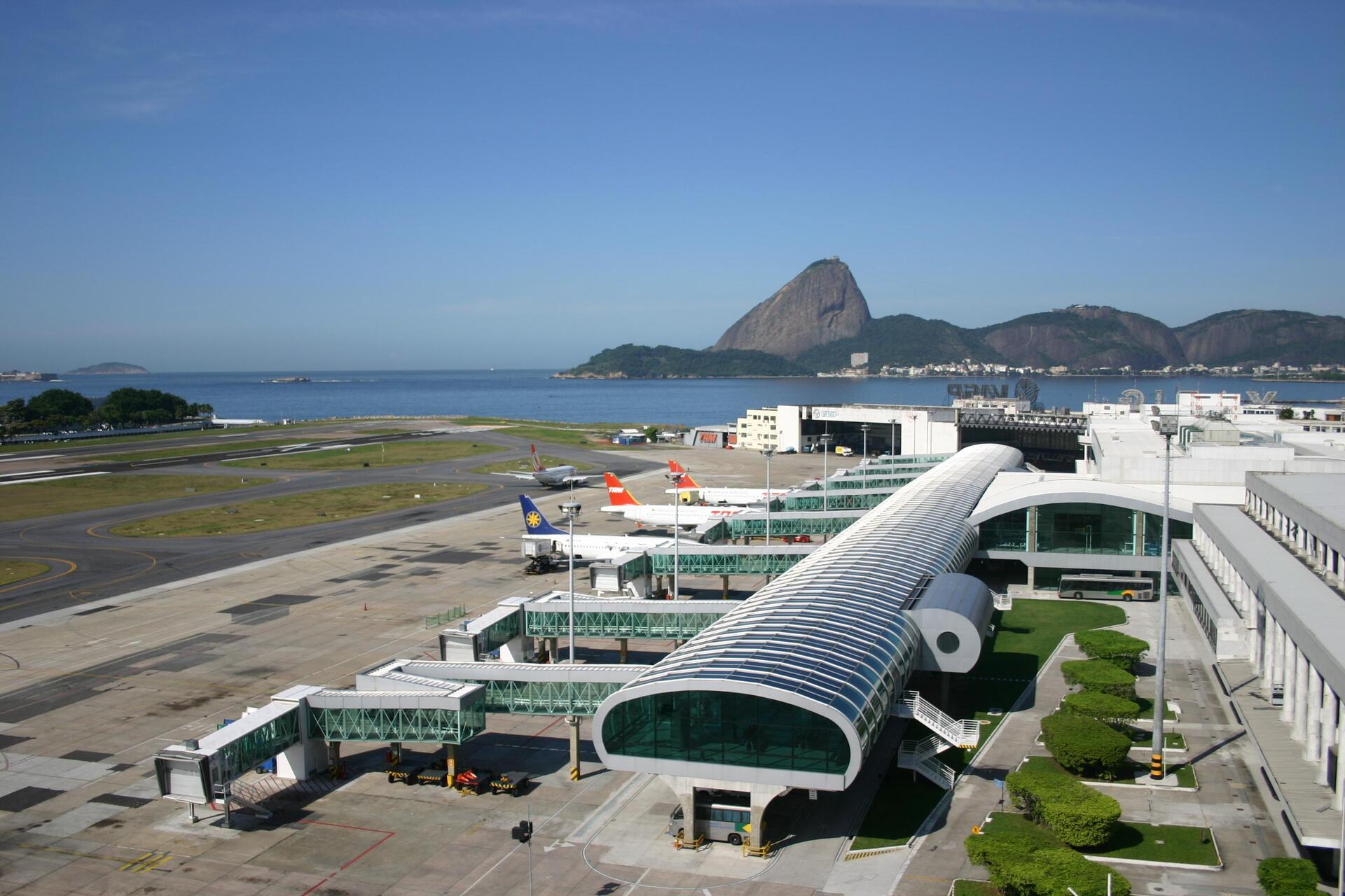Aeroporto Santos Dumont terá lanchonete popular