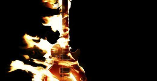 Ouça 100 riffs de guitarra em ordem cronológica