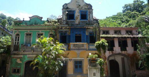 Casas históricas do Rio podem virar hotel-boutique