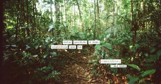 Poeme-se com Criolo, Gil, Mia Couto, Caetano, Cazuza e Drummond