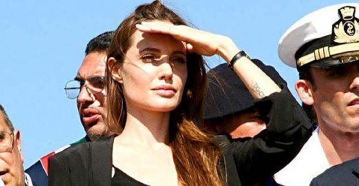 """Destaque na TV: """"Angelina Jolie – Além da Beleza"""""""