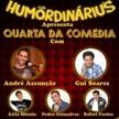 Humordinárius Apresenta: Quarta da Comédia no Café Piu Piu.
