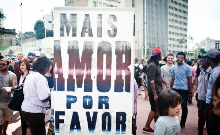 Mais amor em São Paulo