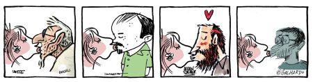 beijaço folha de s. paulo - Piratas do Tietê