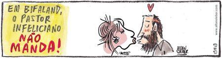 beijaço folha de s. paulo - Bifaland, A Cidade Maldita