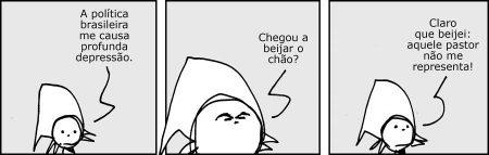 beijaço folha de s. paulo - Malvados