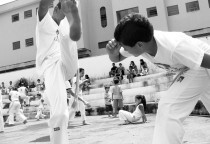 Capoeira - divulgação