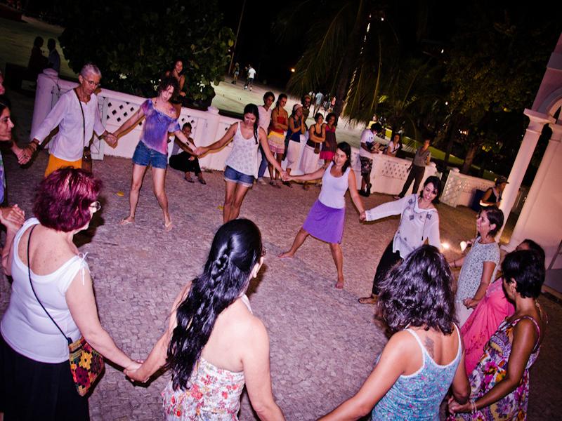 Dança circular - divulgação