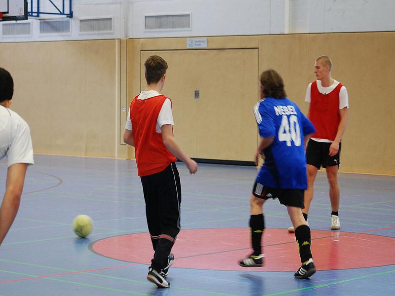 Futsal - divulgação