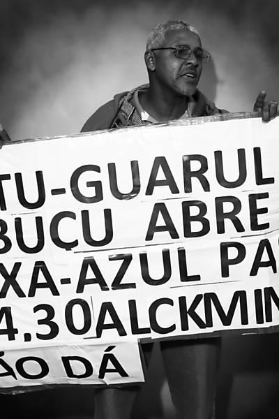Luiz Carlos Donizete Golia, 49, estudante de sociologia
